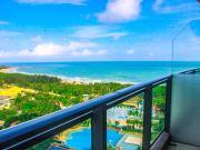 博鳌亚洲湾项目双子楼海景两居户型精装样板实景图赏析