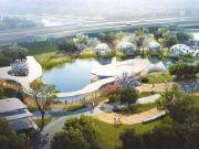 成都新打卡地!城东体育公园正式动工开建 预计2020年完工