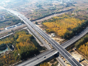 山前大道跨石太高速特大桥顺利完工 这些项目将受益