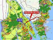 香海大桥跨越两市四地 斗门至市区约20分钟