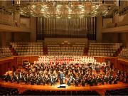 国家大剧院奏响,中央民族乐团领衔|独家揭秘金科博翠东方音乐会