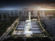 耿市长重点谋划!河西添新地标 70亿建国际会展中心!