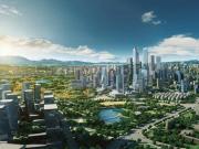 昆明三城鼎力而生 城市新中心正式落位