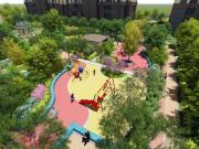 羊山森林植物园、义乌国际商城等相继开工,厉害了大羊山!