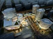 东站国际商业广场项目写字楼在售:均价为27000元/平米