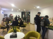 蓝海峰境广百展厅荣耀开放  引爆港城热情