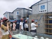 大庆绿城御园工地面向媒体全面开放 经得起推敲的才可称为好品质