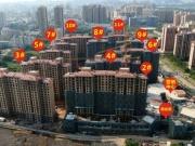 城投椰风水韵北区项目2019年8月份工程进度实景图