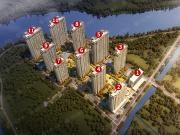 融杭新城爆款76㎡户型即将面市,小尺度大空间,没人敢说是蜗居