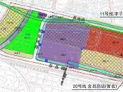 上海地铁20号线车站曝光 真如综合体预计首开99-135㎡