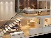 总价58万起买地铁三房 这些LOFT公寓买一层得两层值得关注