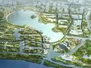 闵行第1湖即将开建 水域面积可达到37万平米