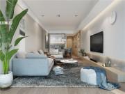 莫川设计-益田假日府邸79m²北欧风格装修设计案例