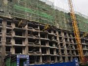 中房·越秀城2期--十一月工程播报