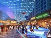 中发源城市广场商业中心试运营 特惠酬宾即买即赚