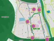 重磅!三给片区摄乐公园今年开建 北城人民又添游玩好去处