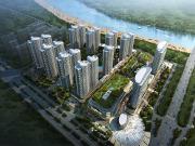 喜报 昌建东外滩荣获二星级绿色建筑标识证书