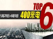 一周来电榜TOP6 香坊松北领航楼市群力某盘单价仅12000