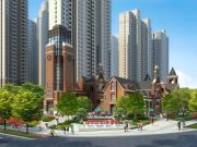 [华晨山水豪庭]低密墅区高层 才是对都市生活最好的治愈