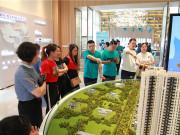 旭辉江山墅园林展示区开放 打造东莞首个CIFI5全龄社区