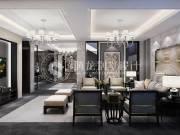 硅谷商墅800平双拼别墅设计方案
