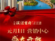 5天倒计时—长旭•滨江首府新年献礼