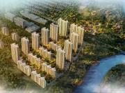 绿地象屿苏河公园,11号线/苏州轨交S1线围绕,直抵苏州上海