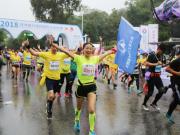 贺2018桂林国际马拉松精彩落幕 兴进·御园携城市向上奔跑!