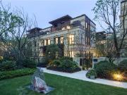 佘山院子如何在松江众多别墅中出类拔萃,毗邻泰晤士小镇