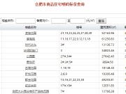 合肥11盘2649套房源公示 最低均价9400.89元/平