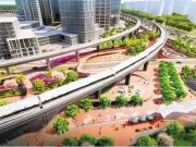 亚博体育怎样玩东部交通枢纽中心区的城市设计曝光,将会影响到哪些楼盘?