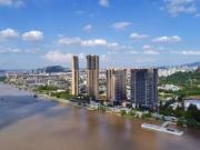 【開盤詳情】鼓樓濱江豪宅新領大平層銷許 均價38780元