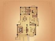 [户型点评]嘉禾至尊经典三房 享精巧舒适空间