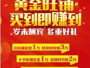 仙峰国际商业广场 黄金旺铺 岁末酬宾 多重好礼!