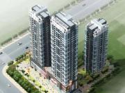 金领阳光项目少量现房在售:生活方便 均价为5588元/平米