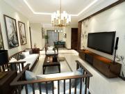 洛阳三室两厅中式风格装修重现古典之美