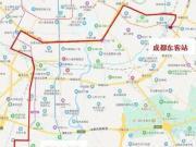 2021年春节前后! 成都剑南大道快速公交开通