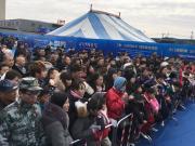三泰·白沙湾壹号丨海洋之心展厅璀璨绽放,超5000人到访