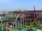 西部新城新地标 济南最大国际会展中心现身