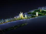 三千年长沙城:繁华不过江岸三公里