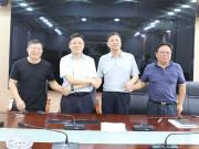 鄂州国土局与华容区签订土地储备合作协议
