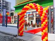 京汉城市广场丨繁华商业展示区盛装绽放,耀启全城