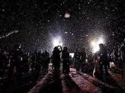雪下得那么深,下的那么认真,福州飘雪没什么不可能!