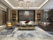 北京墅高 | 星河盛世350㎡楼王整案设计,打造理想生活