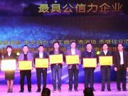 """""""天水恒顺房地产开发有限公司""""等企业获最具公信力企业称号"""