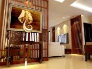 中式装修玄关,如何设计中式装修玄关方法介绍