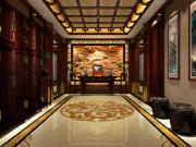 雍容华贵 北京财富公馆新古典中式设计案例