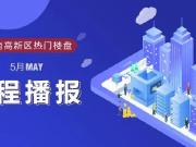 渭南高新区热门楼盘近期施工进度一览