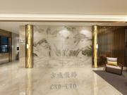 【言威装饰作品】卓越金融中心、「高端奢华」
