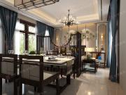 禅意诗意有新意的别墅中式设计